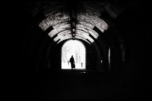 lumière au bout du tunnel et retrouvailles